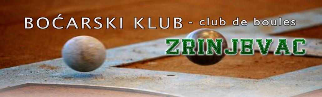 Boćarski klub Zrinjevac